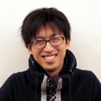 個人ショット福田